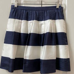 Jcrew STEALS Sailor Stripe Skirt